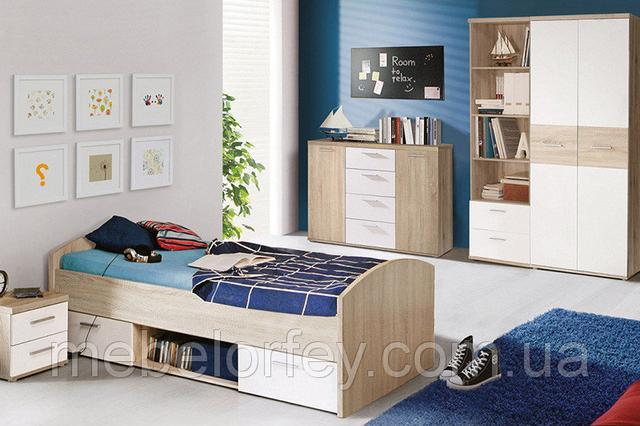 Модульная детская мебель Winnie Forte