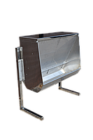 Бункерна кормушка для телят, фото 1