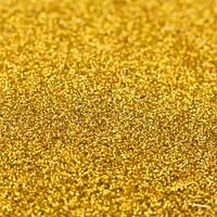 Глиттер Зеркало 04 (Золото яркое №4), фото 1