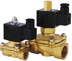 Клапан электромагнитный AquaWorld 15 (1/2'') 220 В нормально закрытый