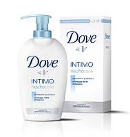 Гель для интимной гигиены Dove intimo neutrocare 250 мл.Нидерланды