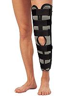 Тутор для полной иммобилизации коленного сустава