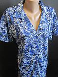 Красивые летние халаты для женщин., фото 4