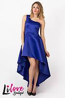 Коктейльное  платье №9-7191