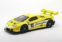 "Машинка ""Хот Вилс""  Lamborghini huracan lp 620-2 super trofeo, 1:64"