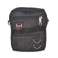Брендовая мужская сумка через плечо (разные цвета) - Код 87-1482