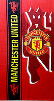 ТМ TAG Полотенце пляжное Manchester United