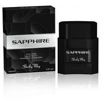 Мужская туалетная вода Sapphire Noir 100ml. Shirley May