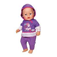 Спортивный костюм для куклы Baby Born Zapf Creation 822166