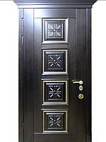Элитные уличные входные двери (массив ясеня) модель Авентура