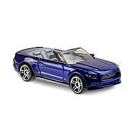 "Машинка ""Хот Вилс"" 2015 Ford Mustang GT Convertible, 1:64"