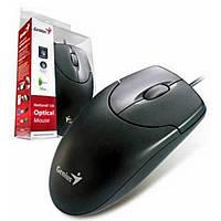 Мышь проводная Genius NetScroll 120 USB Black (31010235100)