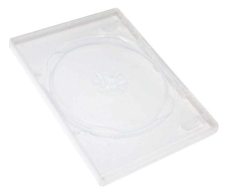 Коробка/бокс для DVD/CD (13.5 мм х 19 мм) на 1 диск, 14 mm, 1 шт, супе