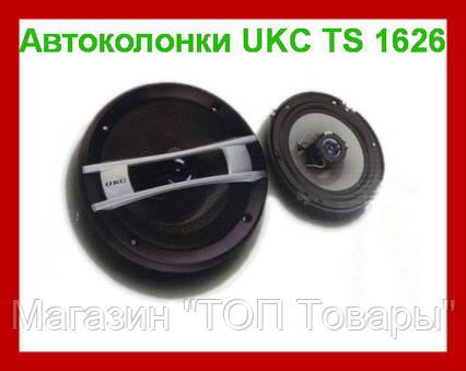 Автомобильные колонки UKC TS-1626 2шт!Опт, фото 2