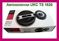 Автомобильные колонки UKC TS-1626  2шт!Акция