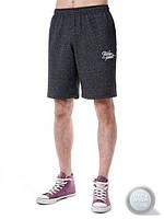 Мужские трикотажные шорты Urban Planet - Classic BM (тёмно-серый)