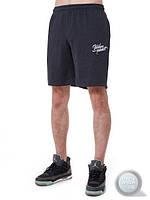 Мужские трикотажные шорты Urban Planet - Classic DG (тёмно-серый)