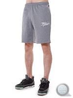 Мужские трикотажные шорты Urban Planet - Classic DM (серый)