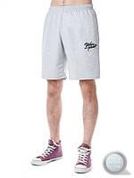 Мужские трикотажные шорты Urban Planet - Classic MEL (светло-серый)