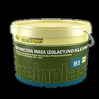 Бітумна ізоляційно-клейова суміш Greinplast IBS  20 кг