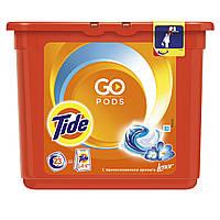 Капсулы для стирки Tide З дотиком аромату Lenor 23х25.2г