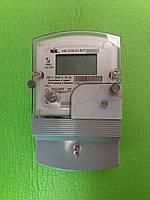 Счетчик учета электроэнергии многотарифный однофазный НіК 2102-01.Е2Т