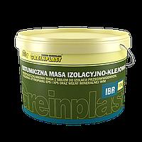 Бітумна ізоляційно-клейова суміш Greinplast IBR  20 кг