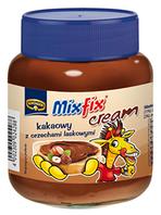 Шоколадная крем паста KRUGER 350 гр с лесными орехами
