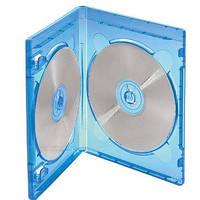 Коробка/бокс для Blue-ray, на 2 диск, Blue