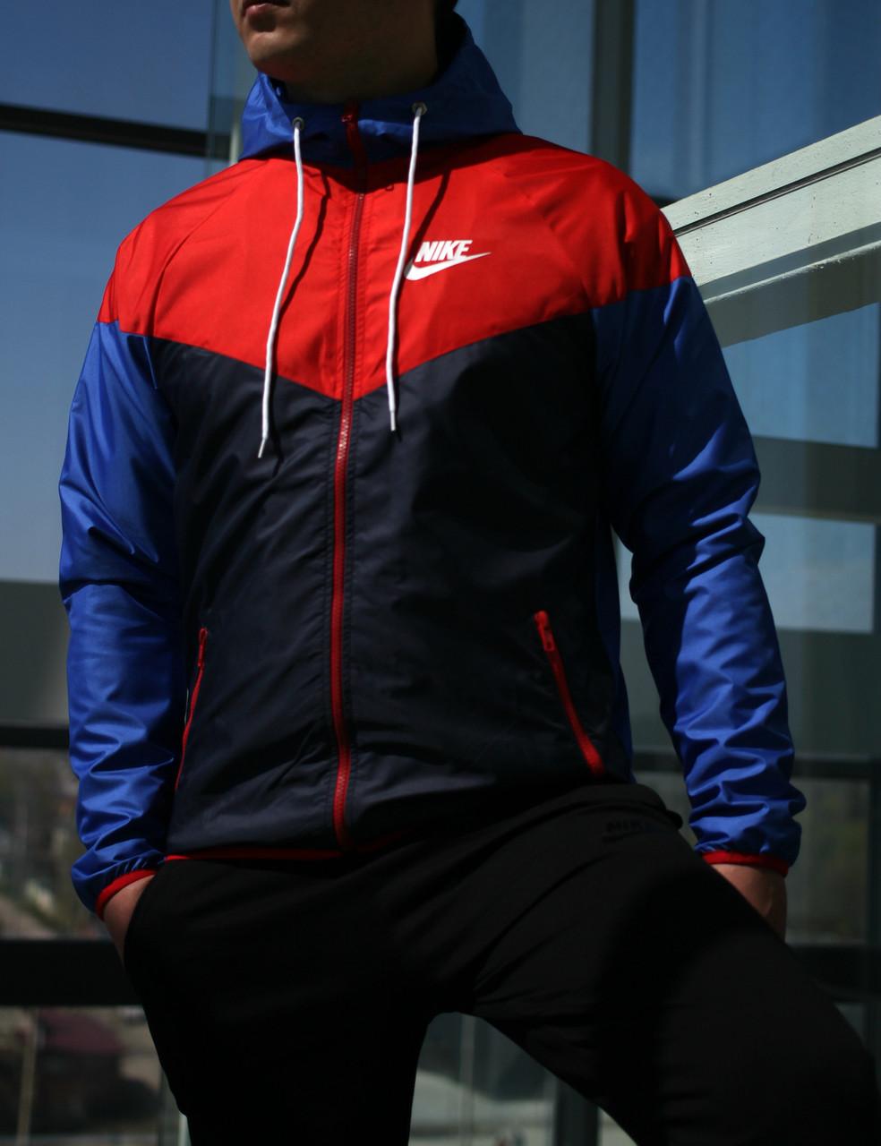 8797c3bc Мужская ветровка NIKE - Поставщик брендовой мужской одежды в Харькове