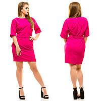Платье женское большие размеры (цвета) АНД5002, фото 1