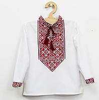 Рубашка в национальном стиле на мальчиков