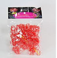 Набор резинок для браслета Loom Band LB006 фосфорные резиночки для плетения