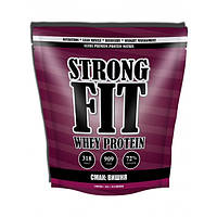 Strong FIT Протеин вишневый штрудель 909 г