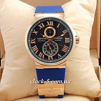 Часы Ulysse Nardin Часы Maxi Marine Blue