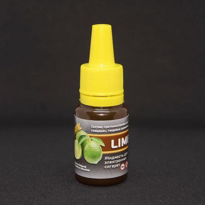 """Жидкость для электронной сигареты """"Лайм"""" 6мг/мл"""