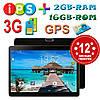 """МОЩНЫЙ! Планшет-Телефон АSUS Z906 10"""" IPS+ 2\16GB 3G 2 СИМ GPS+ Чехол в ПОДАРОК"""