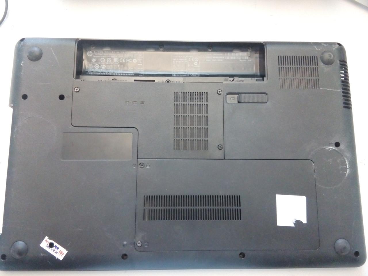 Нижня частина ноутбука HP CQ 62 33ax6batpb0