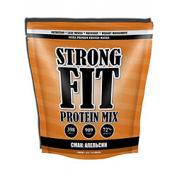 Strong FIT Протеїн MIX апельсин 909г