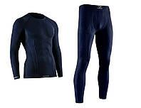 Спортивное мужское термобелье Tervel Comfortline (original)(Польша) комплект штаны+кофта