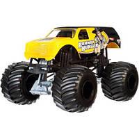 Hot Wheels Monster Jam 1:24 Bounty Hunter  Металлический внедорожник (США)