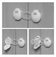 Canpol babies Защита на двери шкафчиков 74/010 белый