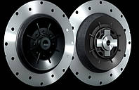 Торсионно и радиально мягкая эластичнаямуфтаCENTAX-Kдля дизельных компрессоров и приводов насосов