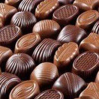 Разнообразие конфет в букетах из конфет