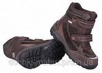 Зимние кожаные ботиночки ROWAN Reima  для мальчика 569132-1830 р.34