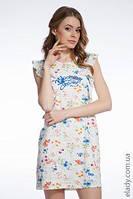 """Нежная ночная сорочка для женщин LND 001/001 (ELLEN) с """"крылышками"""""""