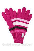Перчатки для девочки  Reima 527139 малиновые p.4