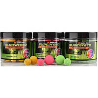 Бойлы Tandem Baits SF Fluo Semi Buoyant Boilies 14mm/18mm Mix 90g