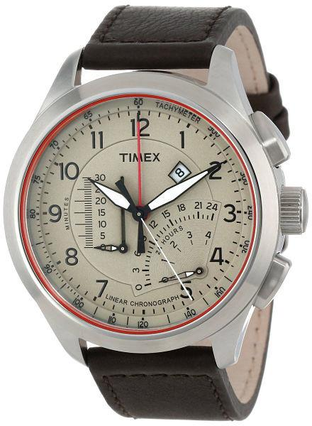 Часы мужские Timex Intelligent Chronograph T2P275