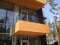 Тросовое ограждение балконов